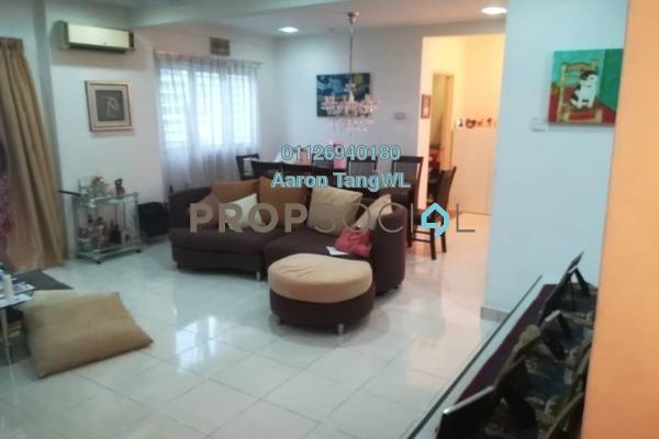 Condominium For Rent in Villa Makmur, Dutamas Freehold Fully Furnished 3R/2B 2.5k