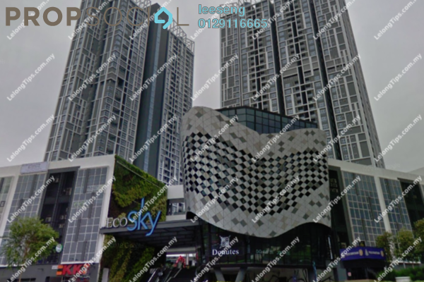 Condominium For Sale in EcoSky, Kuala Lumpur Freehold Unfurnished 0R/0B 639k