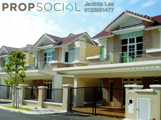 For Sale Bungalow at LeVenue, Desa ParkCity Freehold Semi Furnished 5R/5B 2.7m
