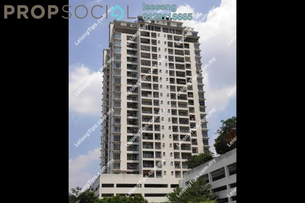 Condominium For Sale in Ampang Putra Residency, Ampang Freehold Unfurnished 0R/0B 513k