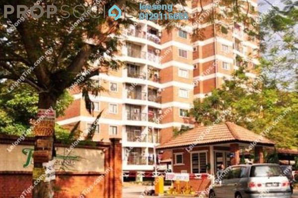 Apartment For Sale in Forest Green, Bandar Sungai Long Freehold Unfurnished 0R/0B 267k