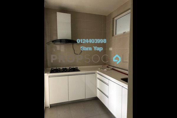 For Sale Condominium at Duet Residence, Bandar Kinrara Freehold Semi Furnished 4R/3B 698k