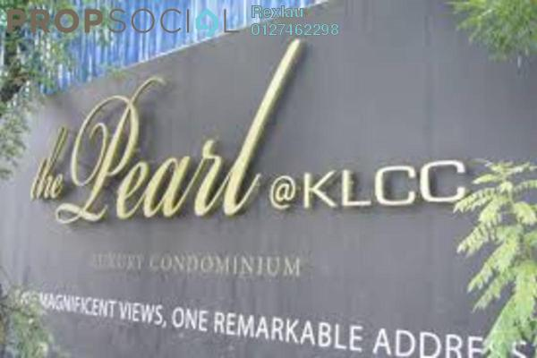 Condominium For Sale in The Pearl, KLCC Freehold Semi Furnished 4R/6B 2.8m