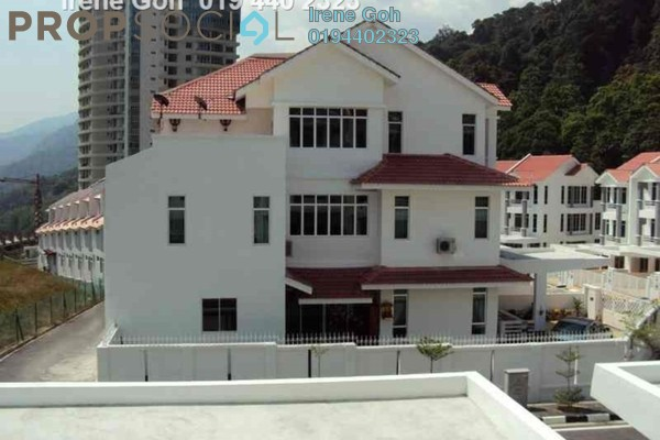 Terrace For Sale in Beverly Hills, Tanjung Bungah Freehold Semi Furnished 6R/4B 1.35m