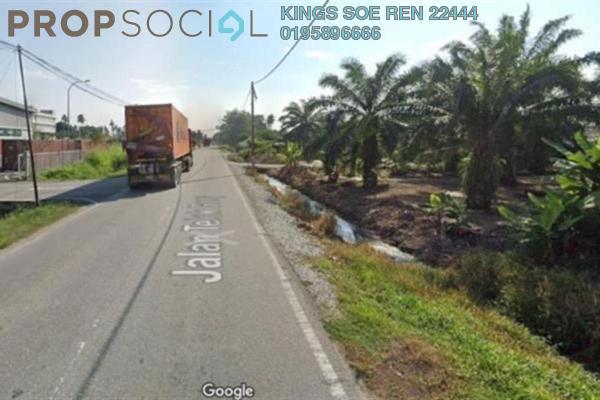 Land For Sale in Kampung Telok Gong , Port Klang Freehold Unfurnished 0R/0B 5.43m