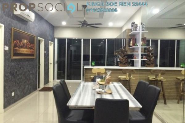 Semi-Detached For Rent in Ambang Botanic 2, Klang Freehold Fully Furnished 7R/5B 4k