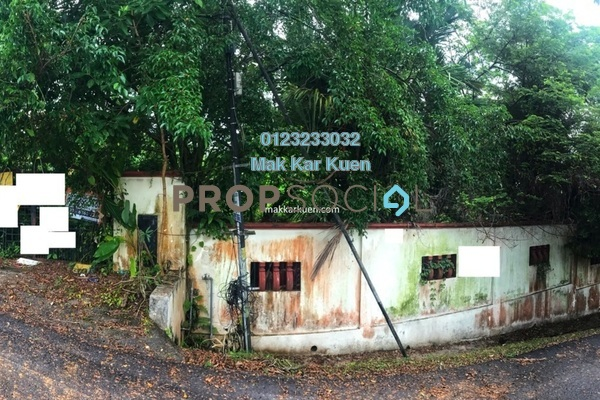 For Sale Land at Section 5, Petaling Jaya Leasehold Unfurnished 0R/0B 1.53m