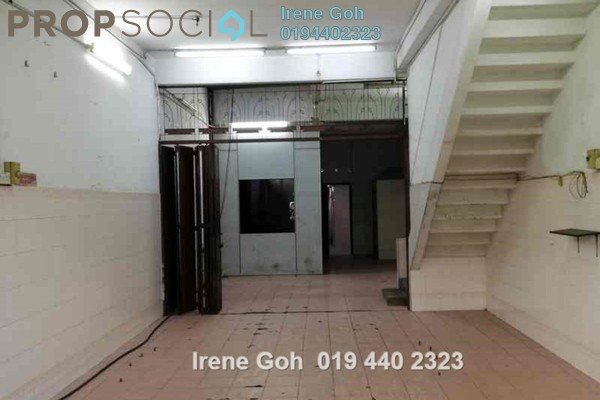 For Rent Shop at Jalan Air Itam, Air Itam Freehold Unfurnished 2R/0B 3k