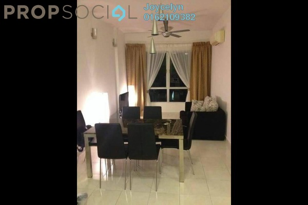 Serviced Residence For Rent in e-Tiara, Subang Jaya Freehold Fully Furnished 2R/2B 1.7k
