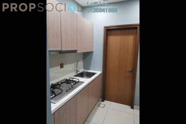 For Sale Condominium at Royal Regent, Dutamas Freehold Semi Furnished 2R/2B 500k