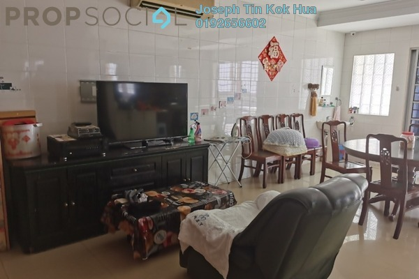 Semi-Detached For Sale in Taman OUG, Old Klang Road Freehold Semi Furnished 6R/4B 2.58m