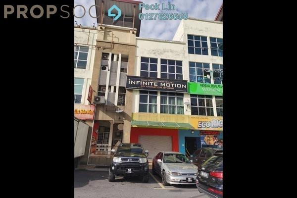 Office For Rent in Jalan Suarasa, Bandar Tun Hussein Onn Freehold Unfurnished 0R/0B 2.2k