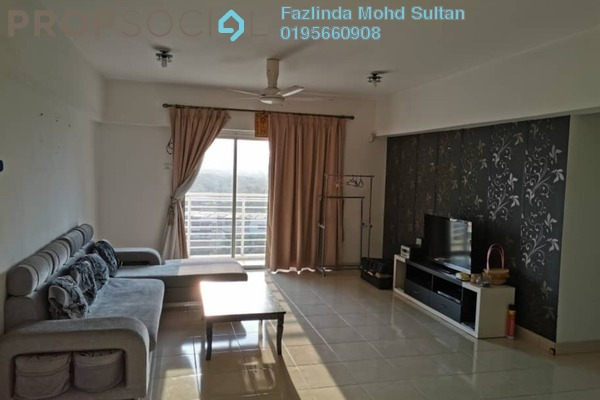Condominium For Rent in Sea View Tower, Butterworth Freehold Fully Furnished 4R/2B 1.2k