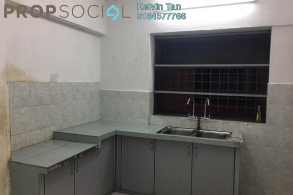For Sale Apartment at Taman Pekaka, Sungai Dua Freehold Unfurnished 3R/2B 300k