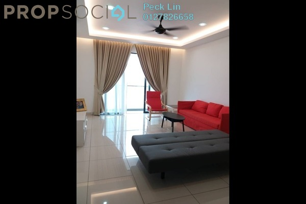 Serviced Residence For Rent in You Residences @ You City, Batu 9 Cheras Freehold Fully Furnished 4R/3B 2.5k