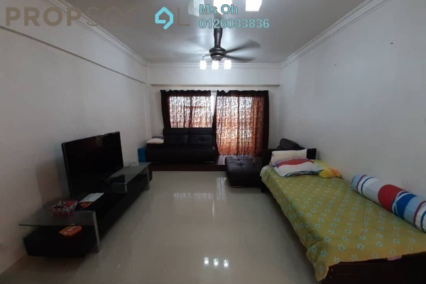 Condominium For Sale in Continental Heights, Kuchai Lama Freehold Fully Furnished 4R/3B 550k
