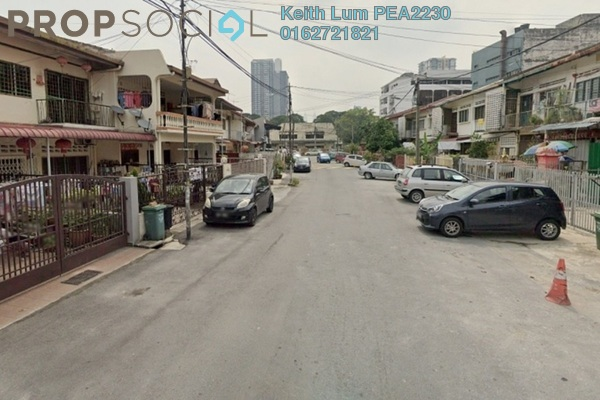 Terrace For Rent in Casa Idaman, Jalan Ipoh Freehold Semi Furnished 4R/2B 3.5k