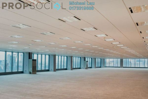 Office For Rent in The Exchange 106, Kuala Lumpur Freehold Unfurnished 0R/0B 20k