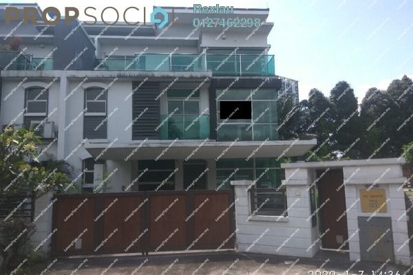 For Sale Land at USJ Heights, UEP Subang Jaya Freehold Unfurnished 5R/4B 1.7m