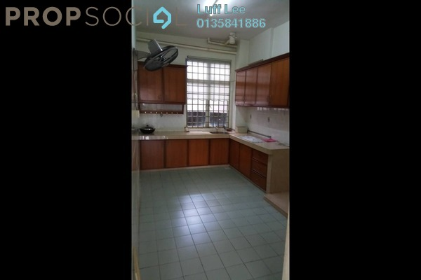 For Sale Townhouse at Taman Lagenda Mas, Cheras South Freehold Semi Furnished 3R/2B 370k