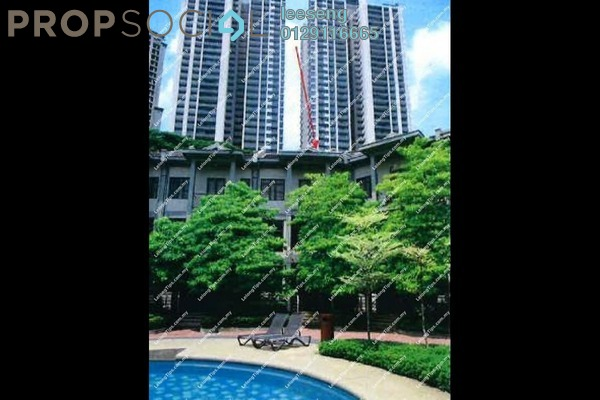 For Sale Townhouse at Anjung Damai, KLCC Freehold Unfurnished 0R/0B 1.31m