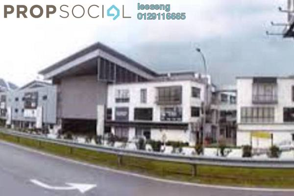 Office For Sale in Sunsuria 7th Avenue, Setia Alam Freehold Unfurnished 0R/0B 454k