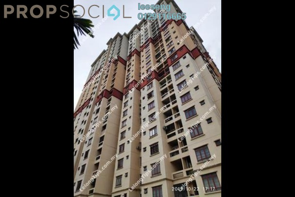 Apartment For Sale in Permai Putera, Ampang Freehold Unfurnished 0R/0B 271k