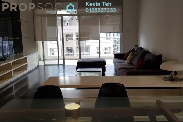Condominium For Sale in Hijauan Kiara, Mont Kiara Freehold Semi Furnished 3R/4B 1.55m