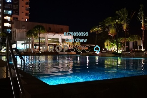 Condominium For Rent in Sterling, Kelana Jaya Freehold Fully Furnished 4R/3B 3k