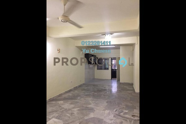 Townhouse For Rent in Bukit OUG Townhouse, Bukit Jalil Freehold Semi Furnished 3R/3B 1.6k