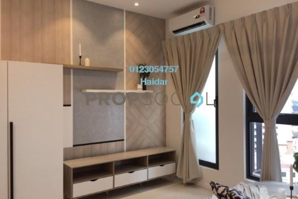 Condominium For Rent in HighPark Suites, Kelana Jaya Freehold Fully Furnished 1R/1B 1.8k