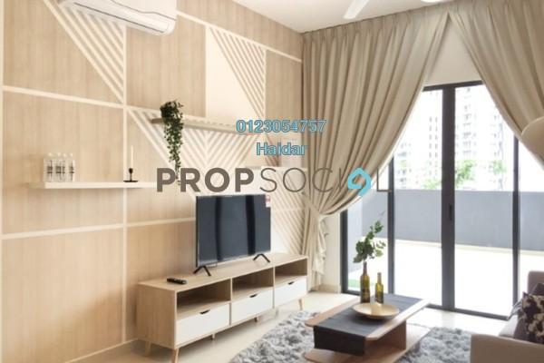 Condominium For Rent in Hamilton Residence, Wangsa Maju Freehold Fully Furnished 3R/2B 2.7k