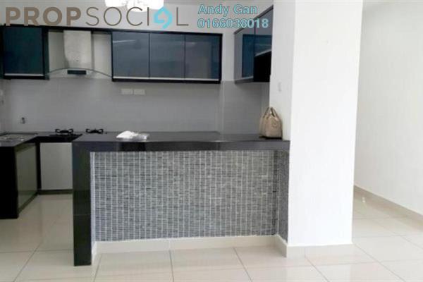 Condominium For Sale in Mas Kiara Residences, TTDI Freehold Semi Furnished 3R/2B 650k