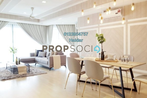 For Rent Condominium at Araville, Bangsar Freehold Fully Furnished 4R/3B 6.5k