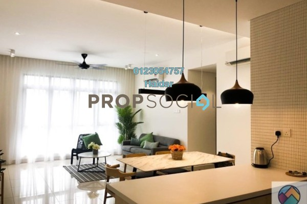 Condominium For Rent in VIVO Suites @ 9 Seputeh, Old Klang Road Freehold Fully Furnished 3R/2B 3k