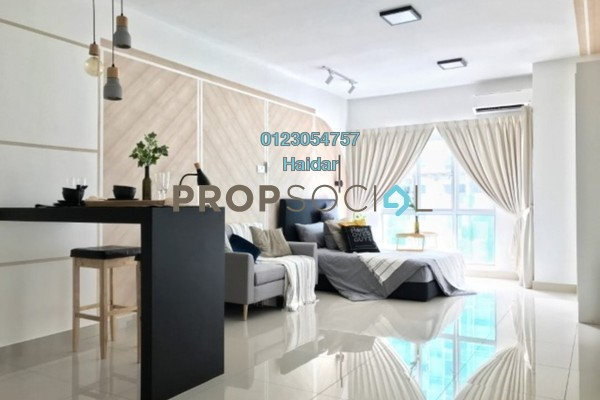 Condominium For Rent in Galleria, Equine Park Freehold Fully Furnished 1R/1B 1.3k