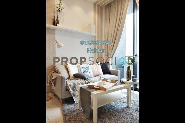 Condominium For Rent in Dream City, Seri Kembangan Freehold Fully Furnished 1R/1B 1.8k