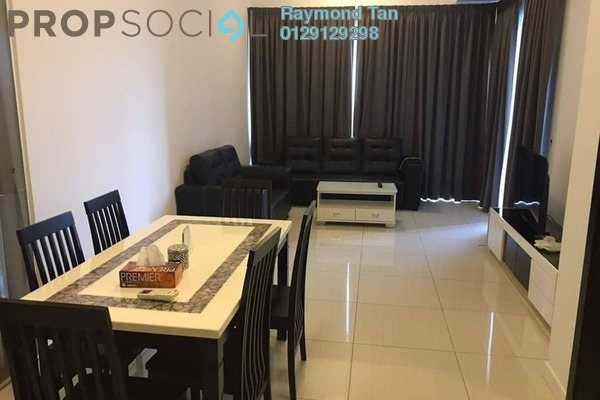 Serviced Residence For Rent in HighPark Suites, Kelana Jaya Freehold Fully Furnished 1R/1B 1.8k