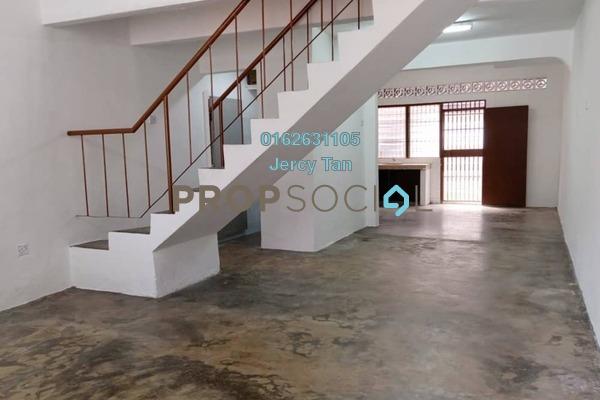 Terrace For Sale in Taman Castlefield, Sungai Besi Freehold Unfurnished 3R/1B 360k
