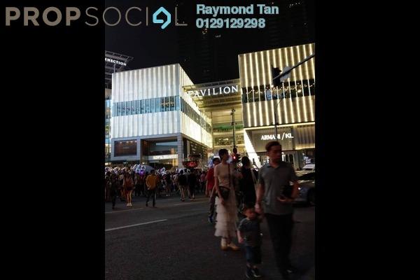 For Rent Condominium at Pavilion Residences, Bukit Bintang Freehold Fully Furnished 2R/1B 6.5k