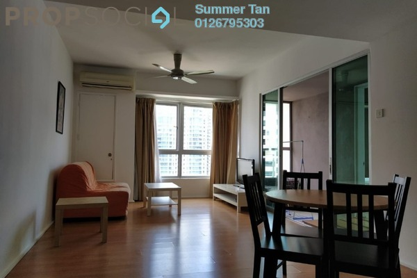 Condominium For Sale in i-Zen Kiara I, Mont Kiara Freehold Fully Furnished 2R/2B 650k