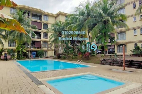 Condominium For Sale in Waizuri 1, Wangsa Maju Leasehold Semi Furnished 4R/2B 415k