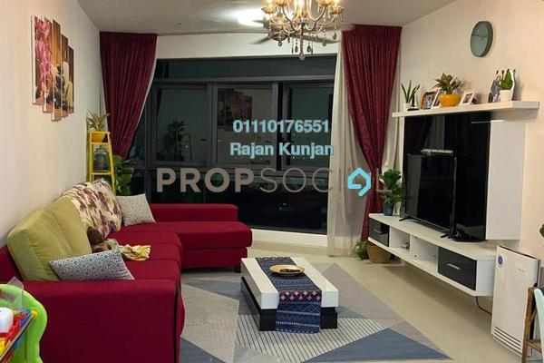 For Rent Condominium at AraGreens Residences, Ara Damansara Freehold Fully Furnished 2R/2B 2.6k