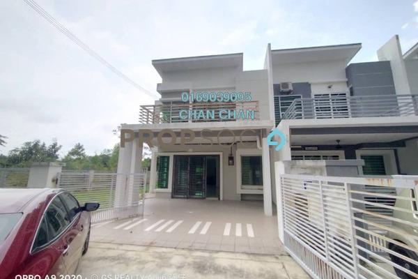 Terrace For Sale in Nusari Bayu, Bandar Sri Sendayan Freehold Unfurnished 4R/3B 479k