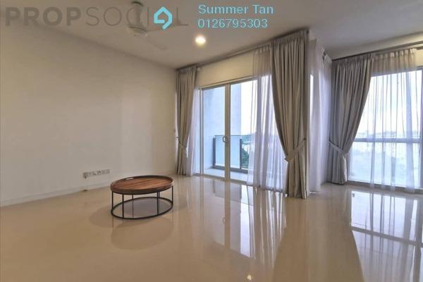 Condominium For Rent in i-Zen Kiara I, Mont Kiara Freehold Fully Furnished 3R/3B 2.5k