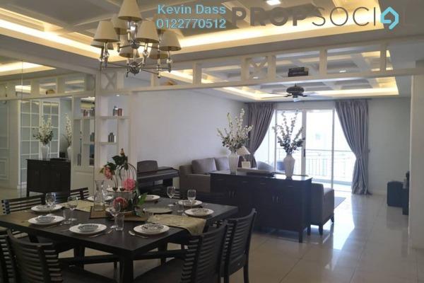 For Rent Condominium at Kiaramas Cendana, Mont Kiara Freehold Fully Furnished 3R/2B 5k