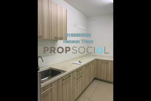 Condominium For Rent in D'Aman Residences, Puchong Freehold Semi Furnished 3R/2B 1.05k