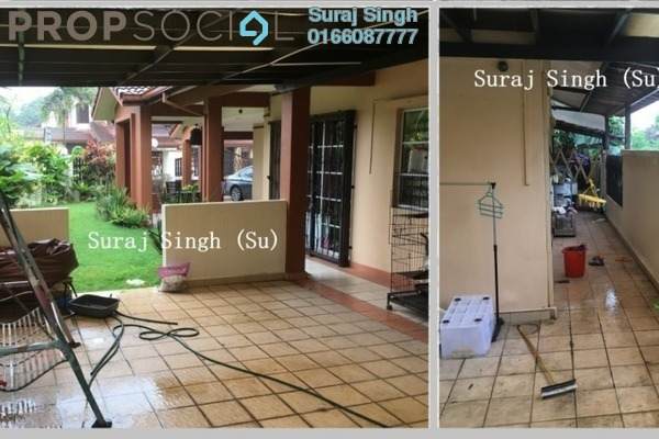 Terrace For Sale in Putra Heights, Subang Jaya Freehold Semi Furnished 4R/3B 1.3m