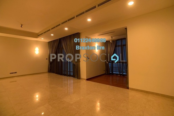 Condominium For Rent in The Pearl, KLCC Freehold Semi Furnished 3R/4B 6k