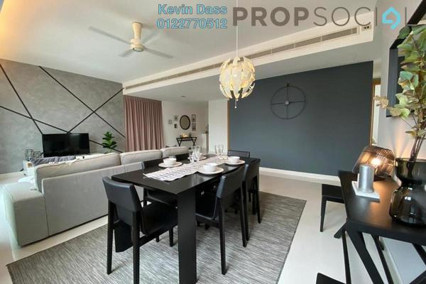 Serviced Residence For Rent in Verticas Residensi, Bukit Ceylon Freehold Fully Furnished 2R/2B 5.5k